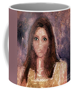 Coffee Mug featuring the photograph Faded Memories by Claire Bull