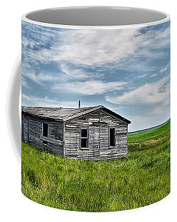 Faded Past Coffee Mug