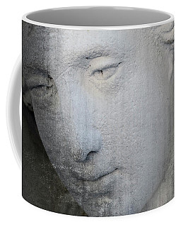 Faded Statue Coffee Mug