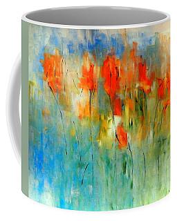 Faded Warm Autumn Wind Coffee Mug