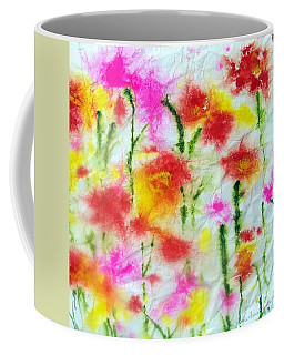 Fading Flowers Coffee Mug