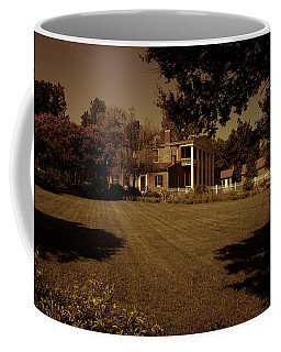 Coffee Mug featuring the photograph Fading Glory - The Hermitage by James L Bartlett
