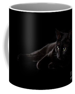 Fading Into Shadows Coffee Mug