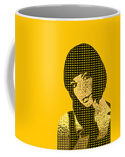 Fading Memories - The Golden Days No.3 Coffee Mug by Serge Averbukh