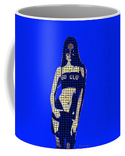 Fading Memories - The Golden Days No.4 Coffee Mug by Serge Averbukh