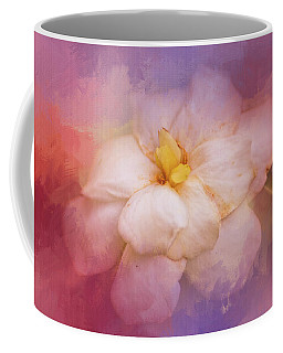 Fading Summer Flower Coffee Mug