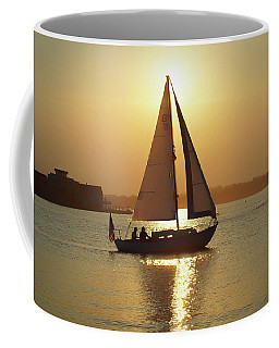 Fading Sun Coffee Mug
