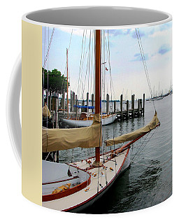 Fair Weather Annapolis  Coffee Mug
