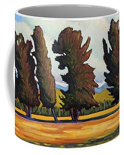 Fairfield Tree Row Coffee Mug