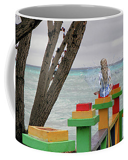 Fairies Can Dream Coffee Mug by Rosalie Scanlon