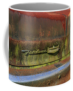 Fairlane Emblem Coffee Mug