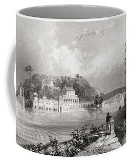 Fairmount Waterworks, Schuylkill River Coffee Mug