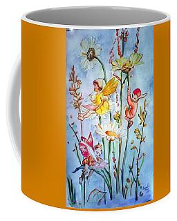 Fairy Babies Coffee Mug