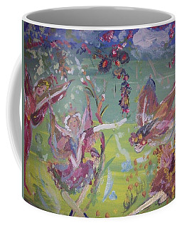 Fairy Ballet Coffee Mug