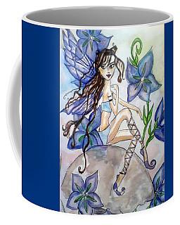 Fairy Blue Coffee Mug