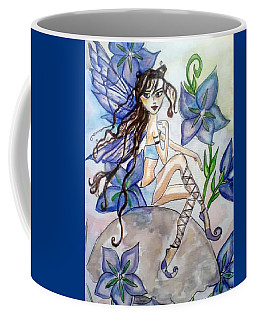 Fairy Blue Coffee Mug