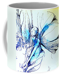 Fairy Doodles Coffee Mug