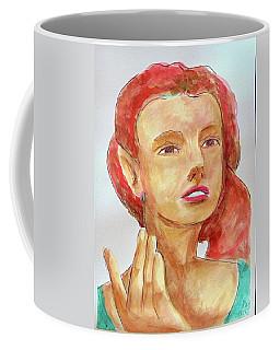 Fairy Face Coffee Mug