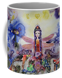 Fairy Garden  Coffee Mug