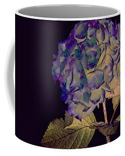Fairy Hydrangea Coffee Mug