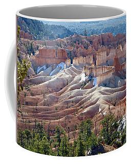 Fairy Land Hoodoos Coffee Mug by Amelia Racca