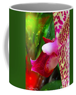 Fairy Orchid Coffee Mug
