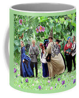 Fairy Queue Coffee Mug
