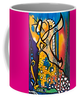 Fairy Queen - Art By Dora Hathazi Mendes Coffee Mug