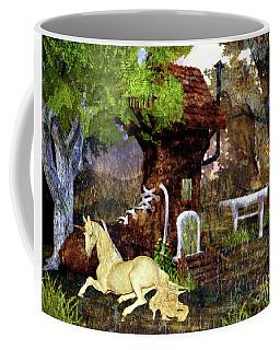 Fairy Retreat Coffee Mug
