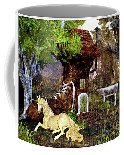 Fairy Retreat Coffee Mug