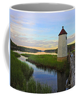 Fairy Tale On The River Coffee Mug
