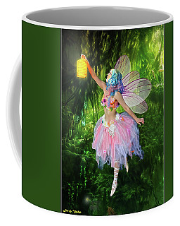 Fairy With Light Coffee Mug
