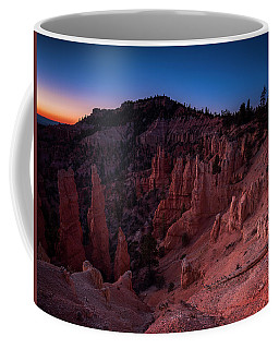 Coffee Mug featuring the photograph Fairyland Canyon by Edgars Erglis
