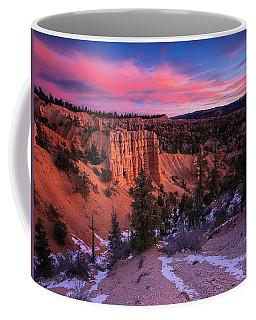 Coffee Mug featuring the photograph Fairyland Loop Trail by Edgars Erglis