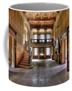 Coffee Mug featuring the photograph Fairytale Villa - Villa Delle Fiabe IIi by Enrico Pelos