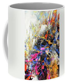 Faith Remains-version 2 Coffee Mug