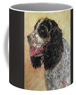 Faithful Spaniel Coffee Mug