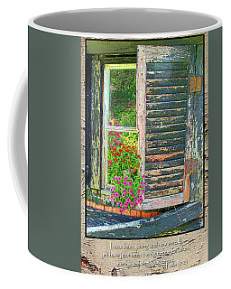 Faithfulness Of God Coffee Mug by Larry Bishop