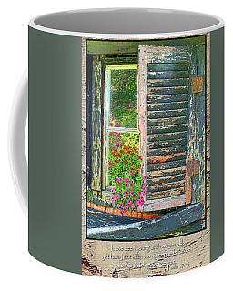 Faithfulness Of God Coffee Mug