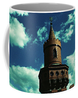Fake German Castle Or Oberbaumbruecke Coffee Mug