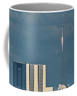 Falcon 9 Launch Coffee Mug
