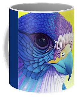 Falcon Medicine Coffee Mug