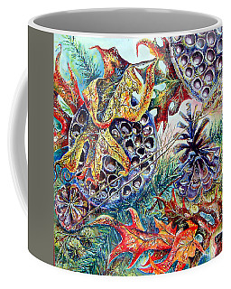Fall Affair Coffee Mug