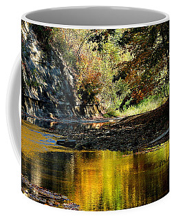 Fall At Big Creek Coffee Mug