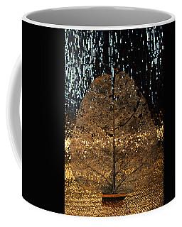 Fall At Door Coffee Mug