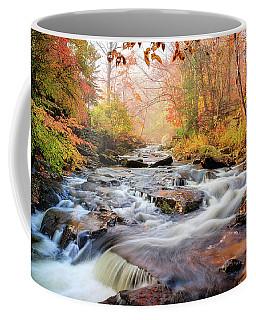 Fall At Gunstock Brook I Coffee Mug