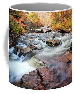 Fall At Gunstock Brook II Coffee Mug