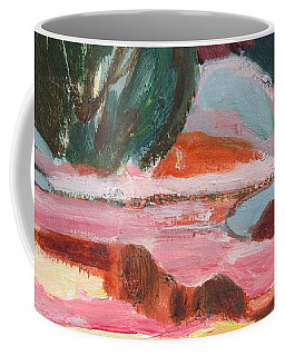 Fall At Slide Rock I Coffee Mug