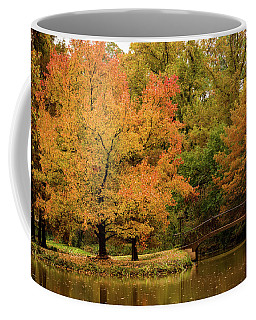 Fall At The Arboretum Coffee Mug