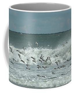 Fall At The Shore Coffee Mug